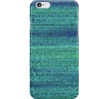 Fuzzy Green iPhone Case/Skin