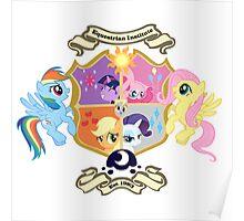 Equestrian Institute Poster