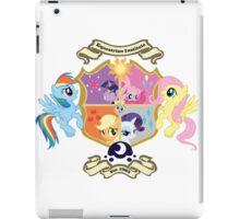 Equestrian Institute iPad Case/Skin