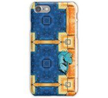 My Blue Doggy iPhone Case/Skin
