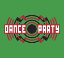 Loud dance party  One Piece - Short Sleeve