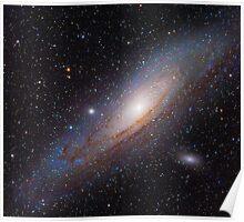 M31 - Andromeda (YahooNews story) Poster