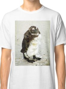 Baby South African Penguin Moulting Classic T-Shirt