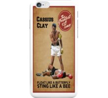 Cassius Clay - The Greatest iPhone Case/Skin