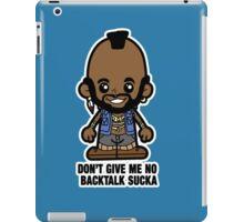 Lil T iPad Case/Skin