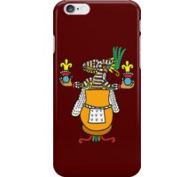Ome Tochtli Pahtecatl iPhone Case/Skin