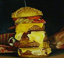 Still Life (After Goya) by AlyssaBlack