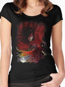 Vincent Valentine - Final Fantasy VII Advent Children Women's Fitted Scoop T-Shirt