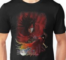 Vincent Valentine - Final Fantasy VII Advent Children Unisex T-Shirt