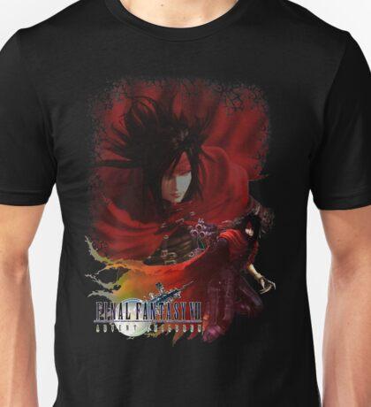 Vincent Valentine - Final Fantasy VII Advent Children Unisex T-Shirt