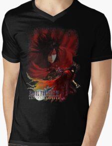 Vincent Valentine - Final Fantasy VII Advent Children Mens V-Neck T-Shirt