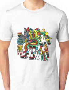 Ehecatl Quetzalocoatl T-Shirt