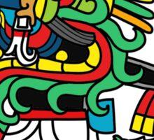 Ehecatl Quetzalocoatl Sticker