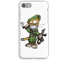 Chat guevara iPhone Case/Skin