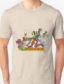 Ome Acatl Tezcatlipoca Unisex T-Shirt
