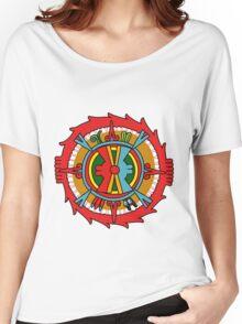 Ollin Tonatiuh Women's Relaxed Fit T-Shirt