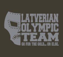 Latverian Olympic Team by clockworkmonkey