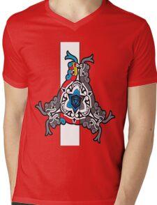 Yei Coatl Mens V-Neck T-Shirt