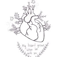 My Heart Grows by Marissa Falk-Varcoe