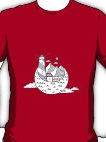 Lighthouse Moon T-Shirt