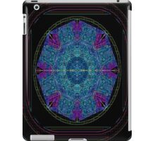 Face Pattern One iPad Case/Skin