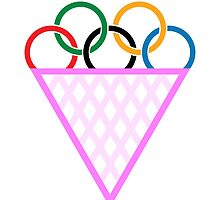 Olympic Gay Ice cream by emilegraphics
