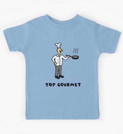 Top Gourmet Kids Tee