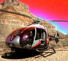 Canyon Chopper  Sticker