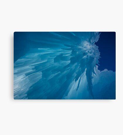 Ice Angel  Canvas Print