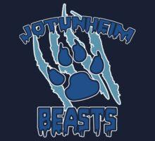 Jotunheim Beasts by Adder24