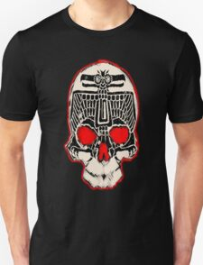 Aztec Skull Unisex T-Shirt