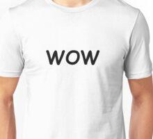 Dogecoin WOW Unisex T-Shirt