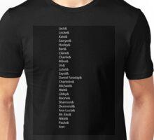 Lost T-Shirt Unisex T-Shirt