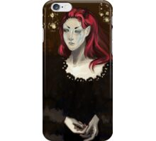 Painted Devil iPhone Case/Skin