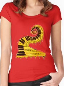 Eye Control Music Women's Fitted Scoop T-Shirt
