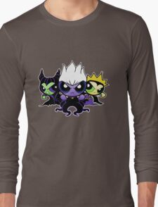 The Villainpuff Girls Long Sleeve T-Shirt