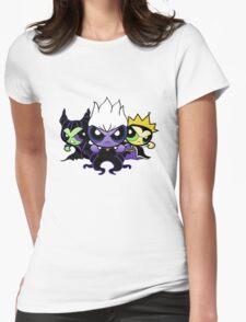 The Villainpuff Girls Womens Fitted T-Shirt