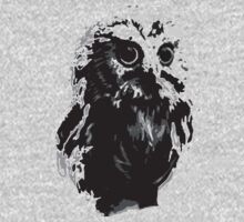 Owl T-Shirt by Jelly-Bean