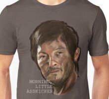 Morning Little Asskicker Unisex T-Shirt