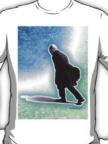 Sartre Walking T-Shirt