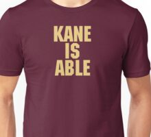 The Program - Kane Is Able Unisex T-Shirt