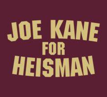 The Program - Joe Kane For Heisman by Beau Franklin