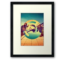 L'Infinito Framed Print