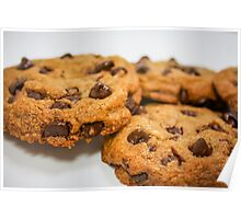 Chocolate Chip Cookies!!! Poster