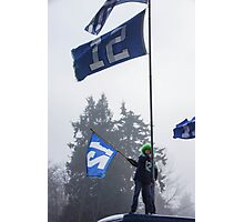 The 12th Man Forever Photographic Print