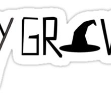 Defy Gravity Sticker