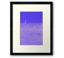 Tranquil Framed Print