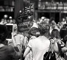 """Australia Day"" by Ell-on-Wheels"