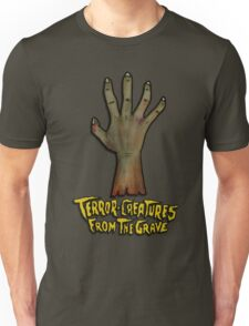Terror Creatures From The Grave Unisex T-Shirt