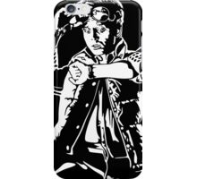 Marty Mcfly - Back to the Future iPhone Case/Skin